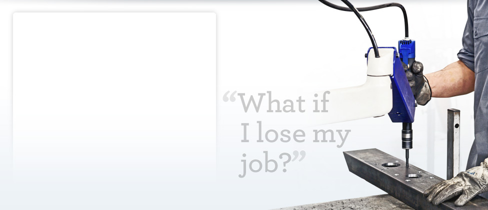 What if I lose my job?