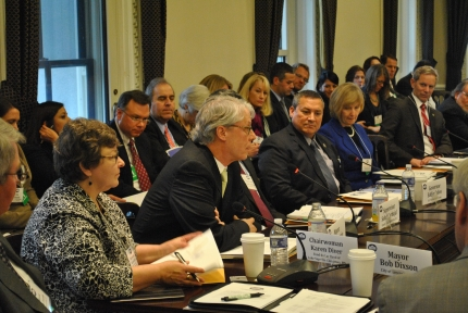 State, Local and Tribal Task Force on Climate Preparedness and Resilience