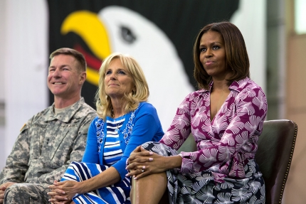 The First Lady and Dr. Jill Biden Joining Forces 2014
