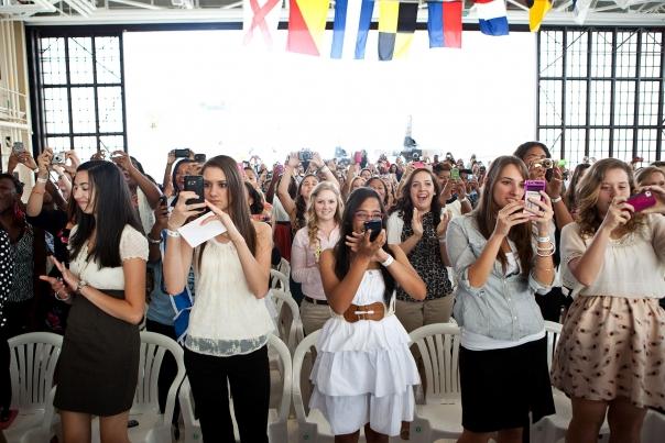 Audience Members In Jacksonville