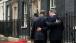 British Prime Minister David Cameron Welcomes President Barack Obama