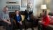 President Obama Visits Letter Writer LIsa Martin in Papillion, Neb.