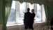 President Obama and Prime Minister Reinfeldt Window View