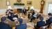 President Obama Meets With Senior Advisors 022113
