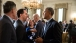 President Obama talks with Govs. Walker and Shumlin