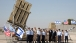 The President Views An Iron Dome Battery