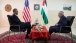 The President Meets With Prime Minister Fayyad