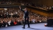 President Obama Waves After Delivering Remarks In Jerusalem