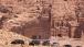 The President's Motorcade Departs Petra