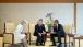 President Obama Talks With Emperor Akihito And Empress Michiko