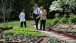 Photo: President Obama and Chancellor Angela Merkel Tour the White House Kitchen Garden