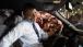President Obama Inside a Ford Truck