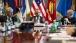 President Obama Meets with Senior Military Leadership