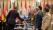 President Obama Bids Farewell to Iraqi Army General Babakir Zebari