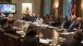 President Obama Convenes a Meeting on the Government's Ebola Response