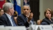 President Obama Meets with PCAST on Ebola
