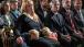 Amber Brantly Listens To President Barack Obama