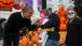 President Obama Hands Halloween Treats Out To Children