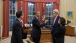 President Obama with Secretary of State Kerry and National Security Advisor Rice