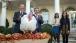 The President pardons the turkey