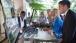 USAID Administrator Raj Shah, Dr. Jill Biden, and Cathy Russell