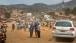 Dr. Jill Biden's motorcades travels into Bukavu 3