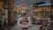 Dr. Jill Biden's motorcade travels through Freetown