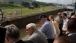 Vice President Joe Biden and Panamanian President Ricardo Martinelli (left) tour the Miraflores Locks
