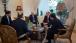 Vice President Joe Biden and U.S. Ambassador to Panama Jonathan Farrar meet