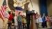 Vice President Joe Biden speaks at an embassy meet and greet
