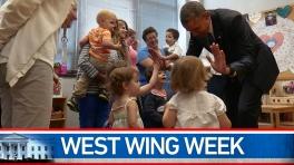 West Wing Week: 05/29/15 or,
