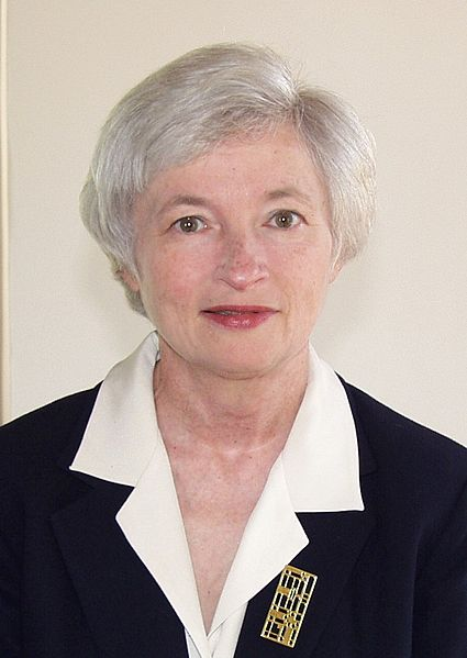 Image of Janet L. Yellen