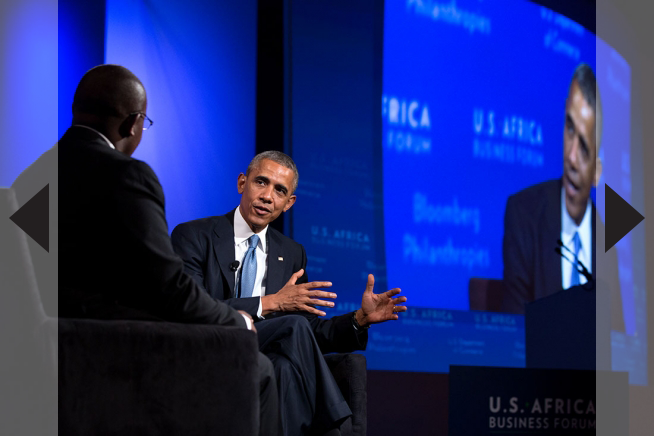 View the U.S.-Africa Leaders Summit Photogallery