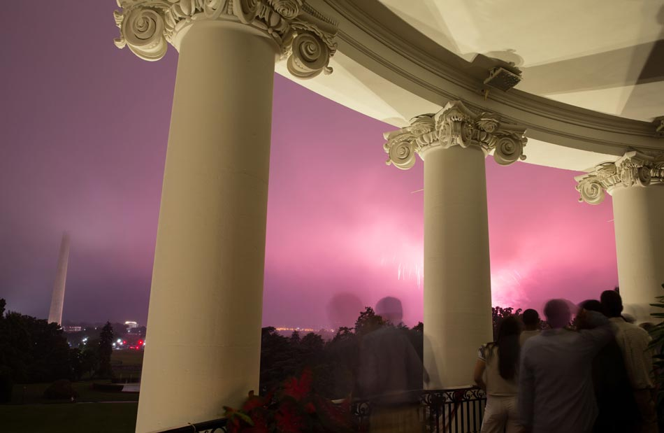 Fourth Of July   The White House