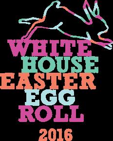 The 2016 White House Easter Egg Roll Logo