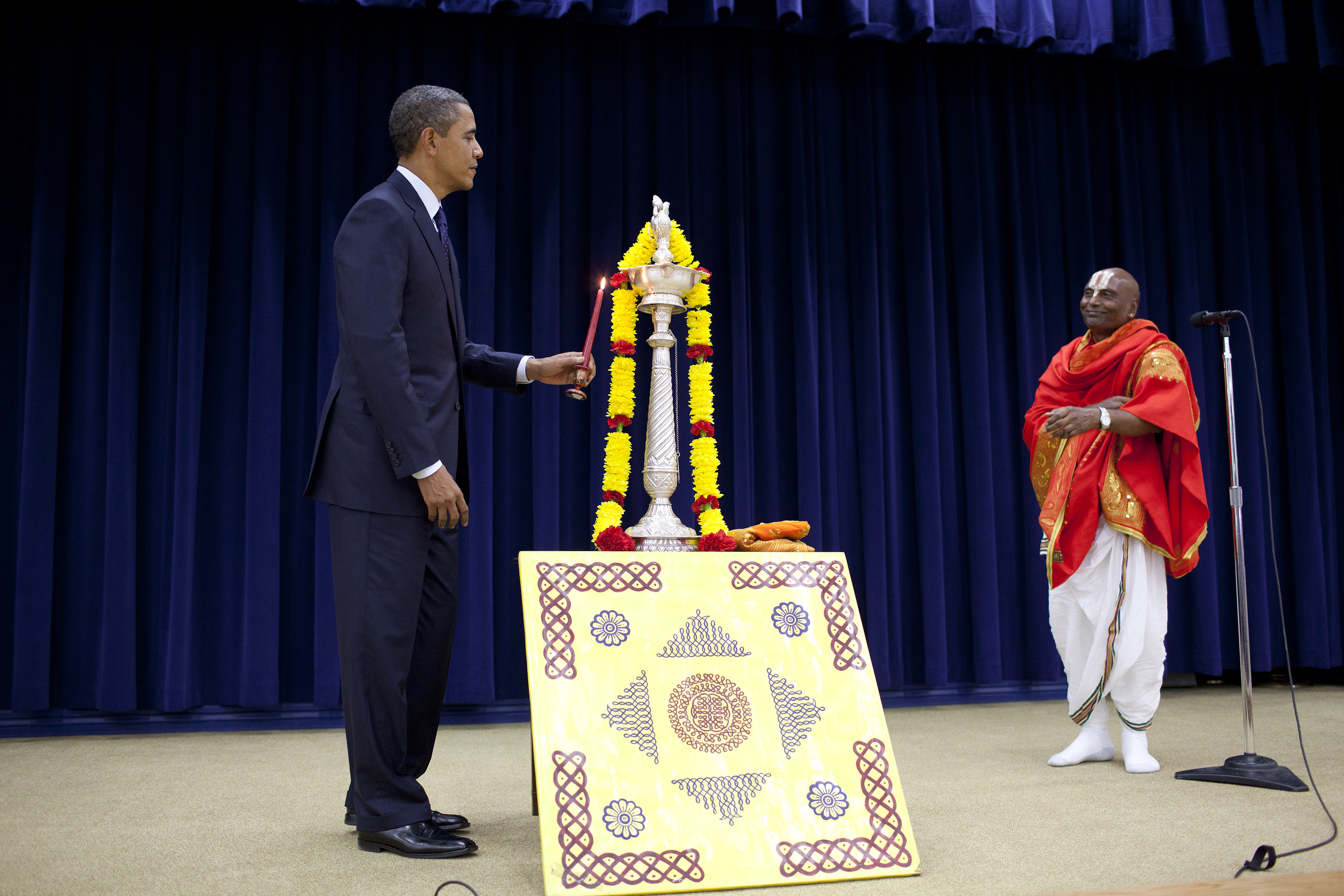 Diwali at the White House