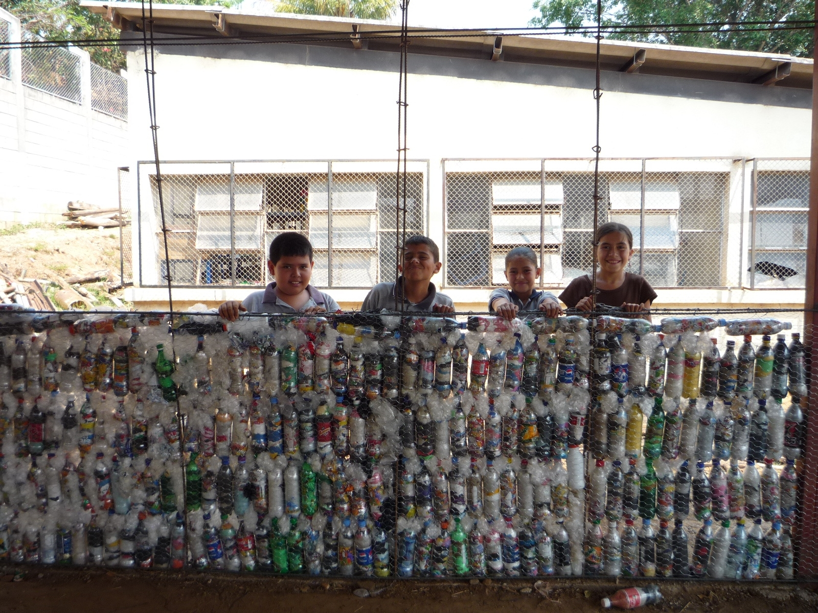 Peace Corps Recycling Photo - Earth Day
