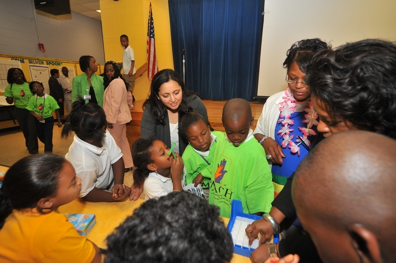 Sonal Shah Visits Big Brothers Big Sisters of Greater Memphis