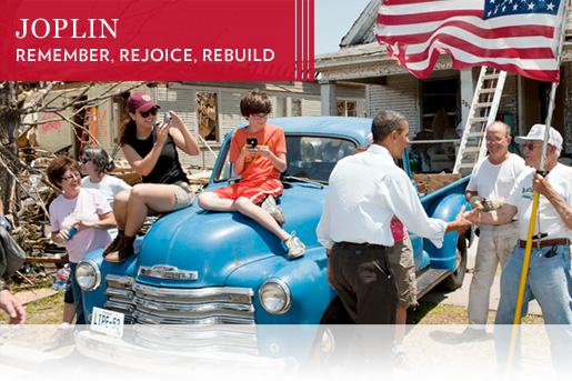 Joplin: Remember, Rejoice, Rebuild (May 21, 2012)