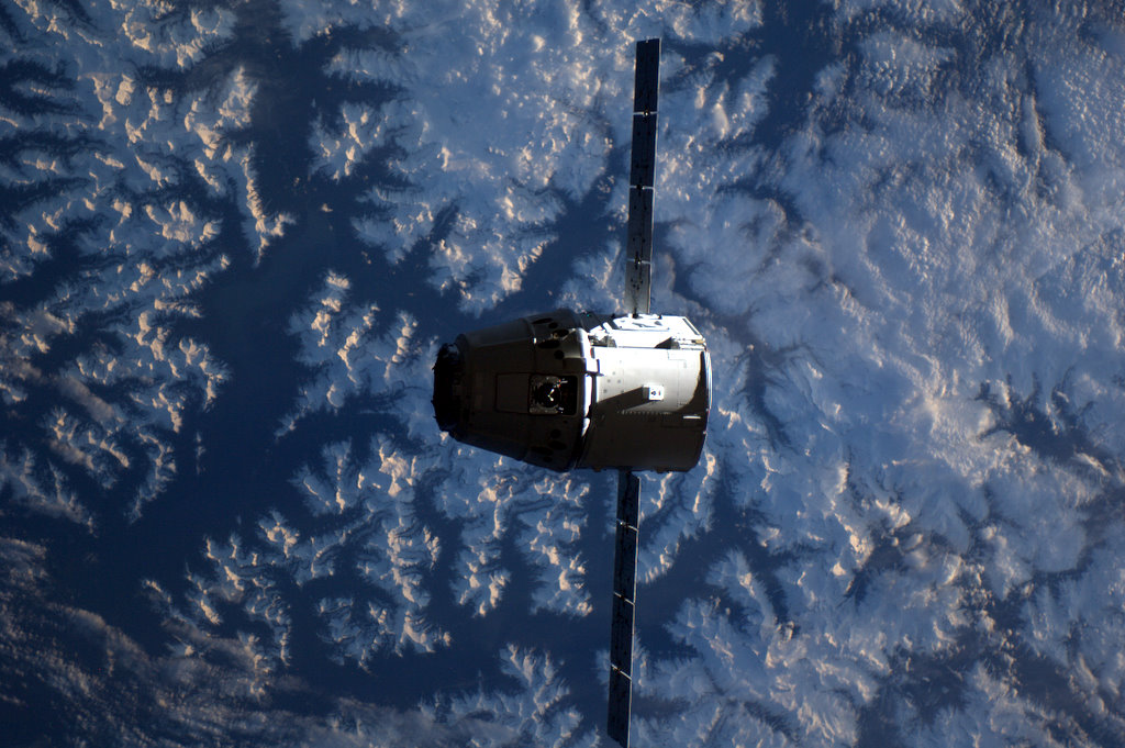 The Dragon Spacecraft (May 25, 2012)