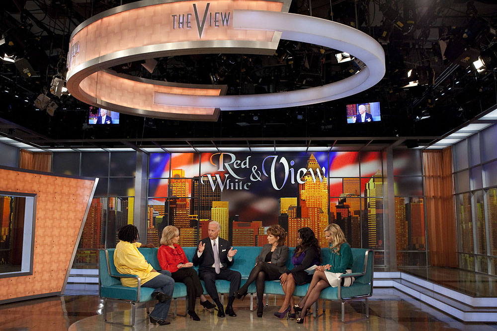 Vice President Biden on The View
