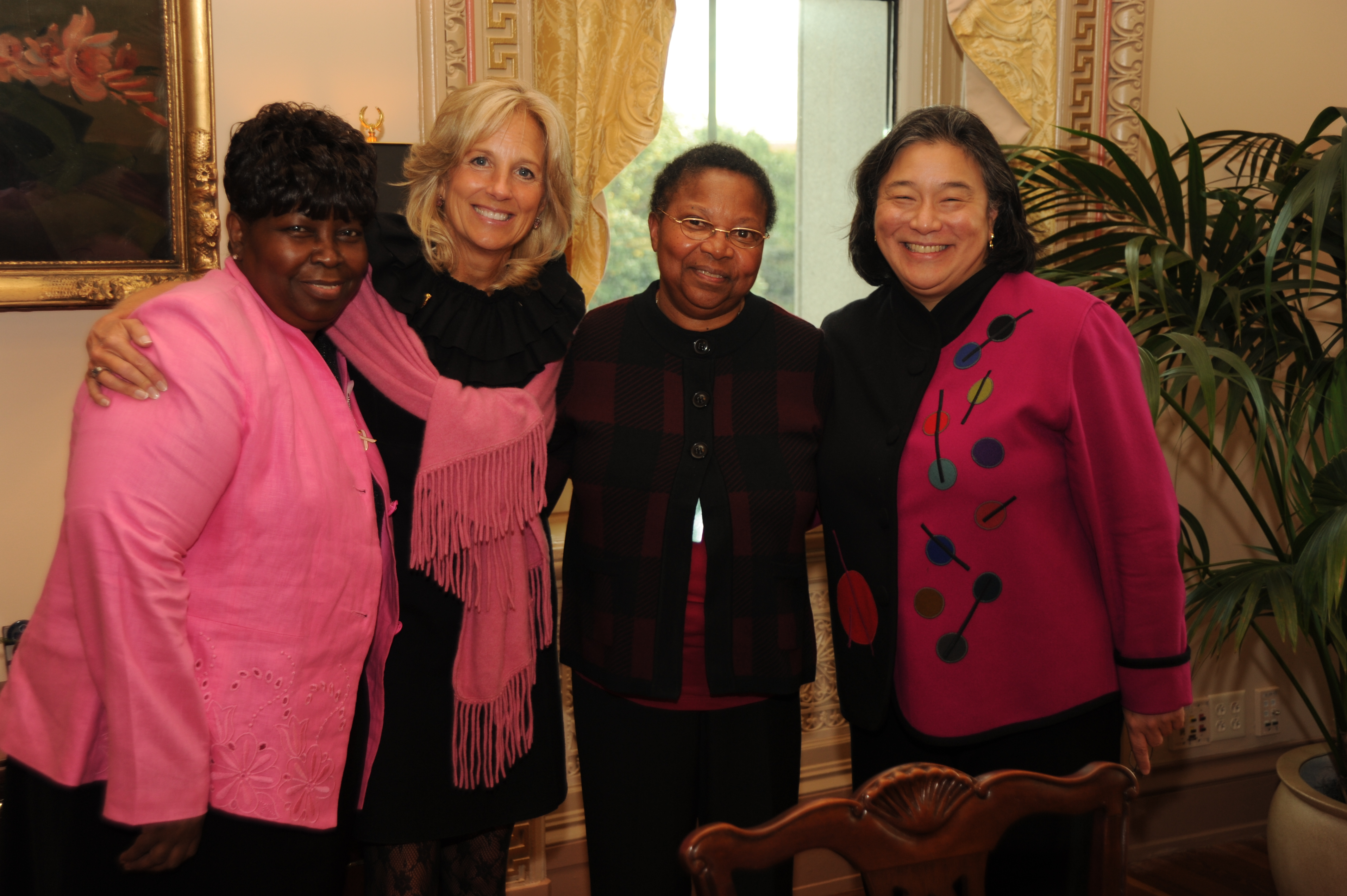 Dr. Biden Breast Cancer