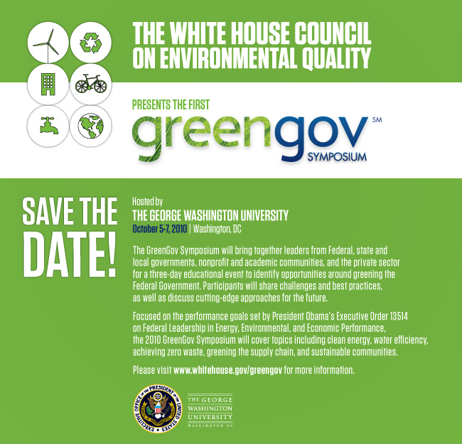 greengov save the date