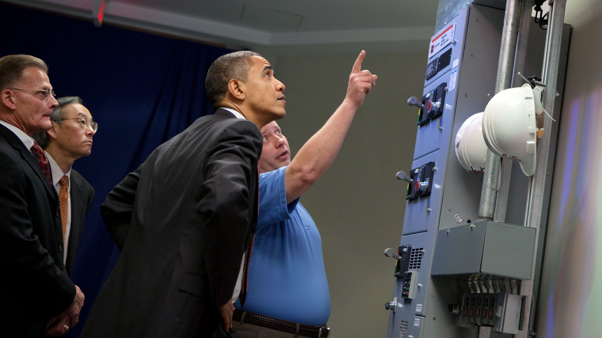 President Obama talks about Energy in Maryland