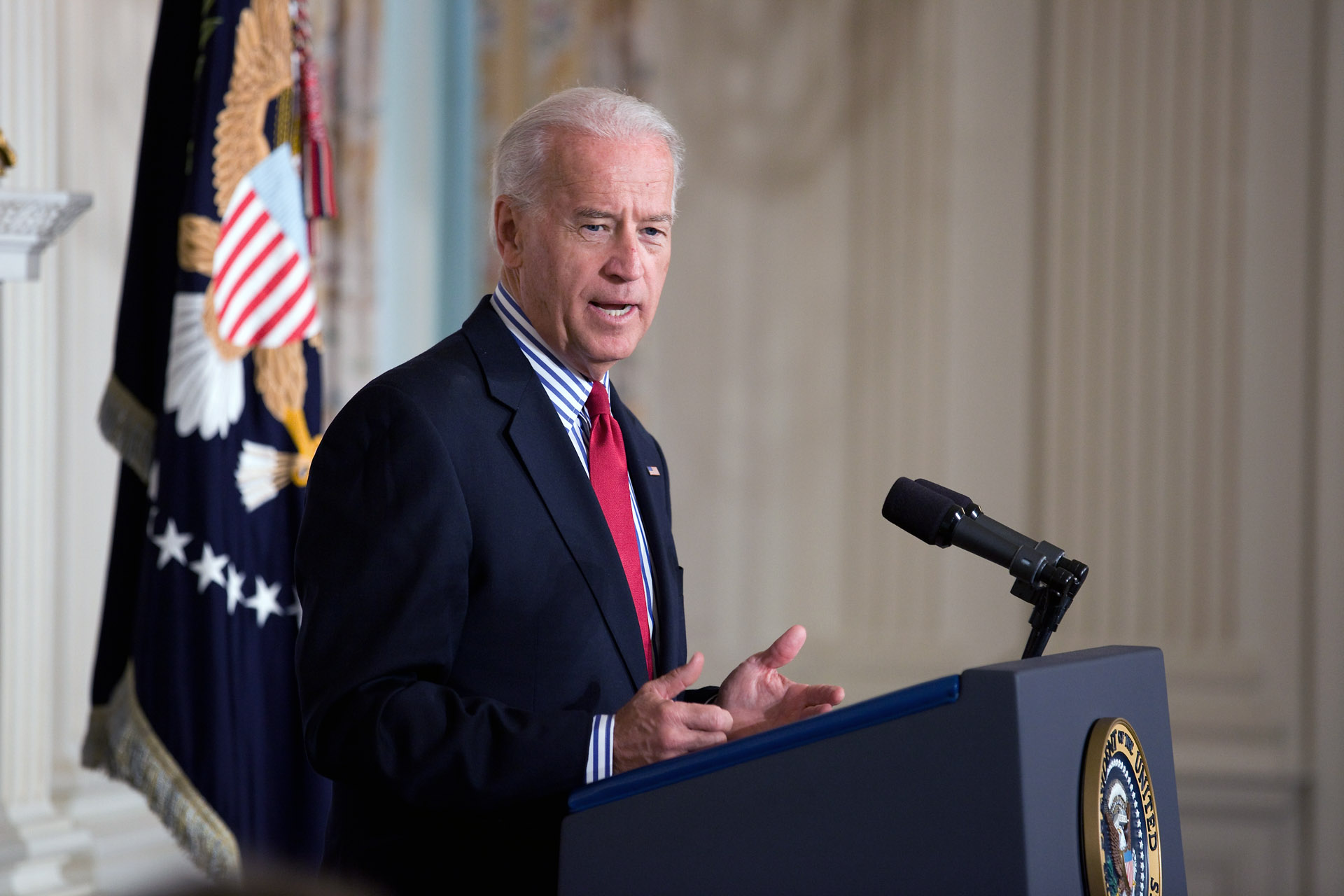 Vice President Biden at NGA Meeting