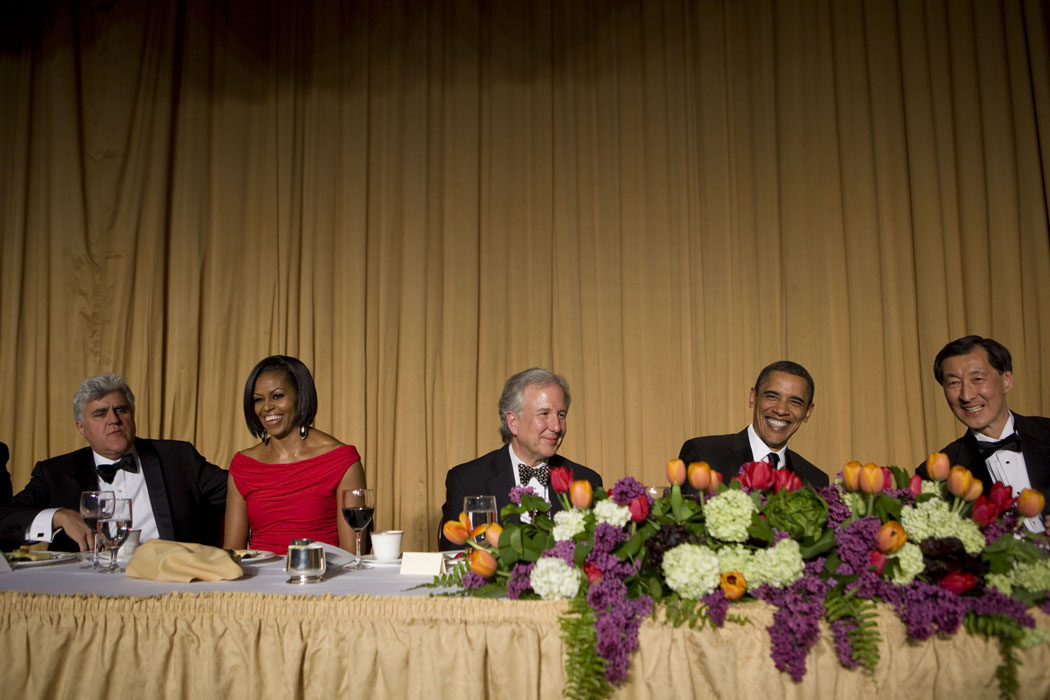 2010 White House Correspondents Dinner 2