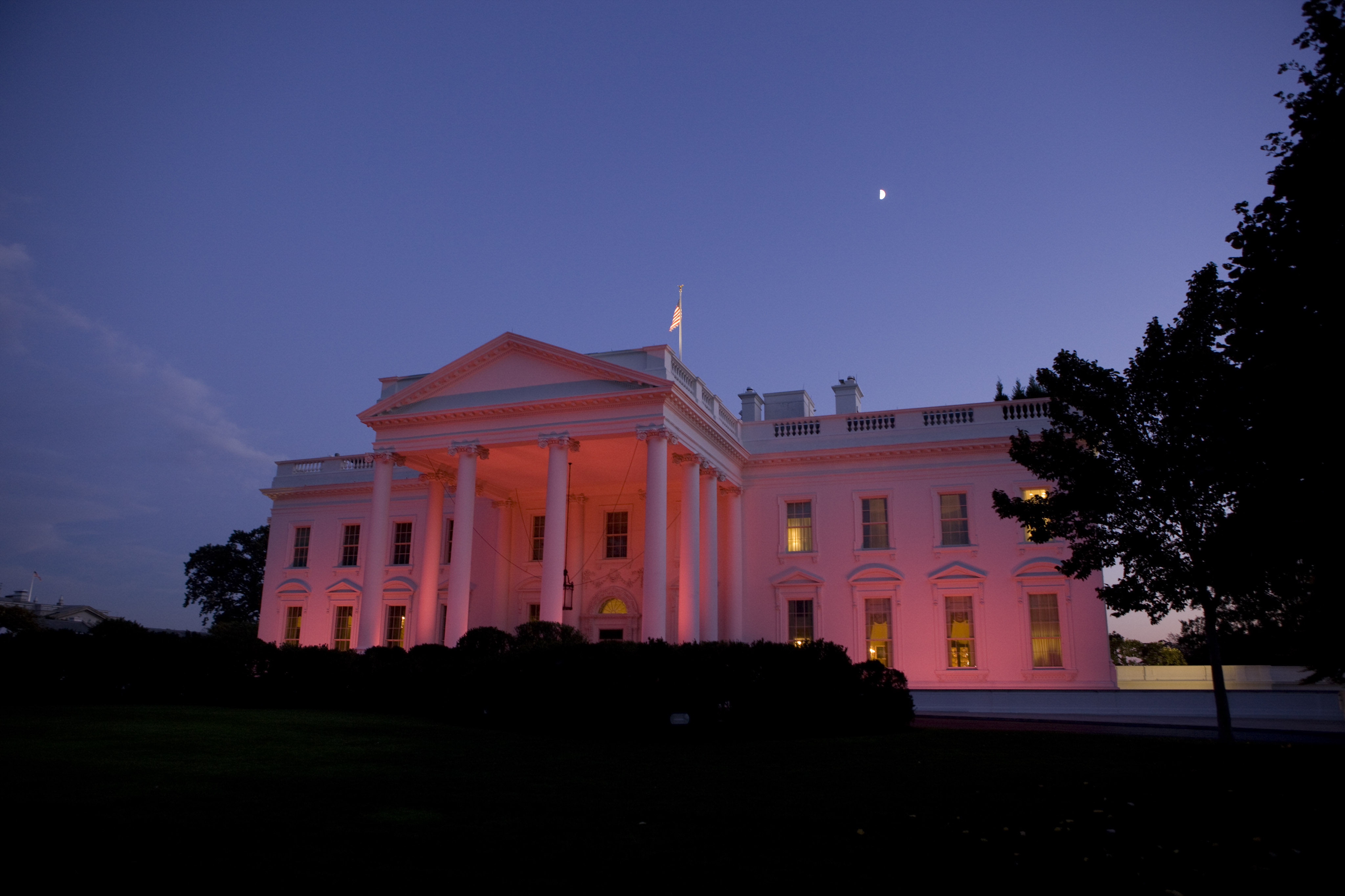 White House Breast Cancer Awareness Month