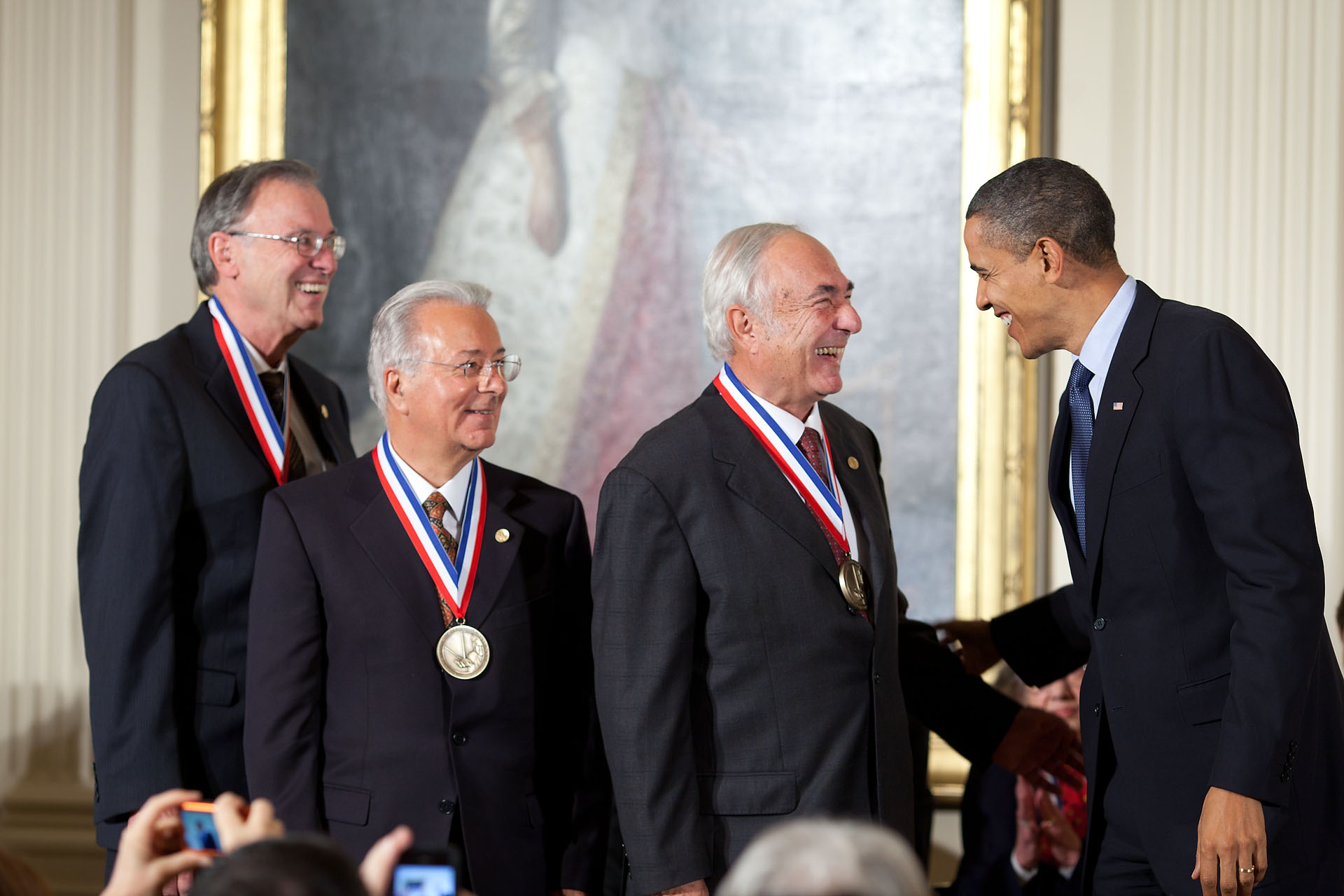 National Medals of Science, Technology and Innovation 2