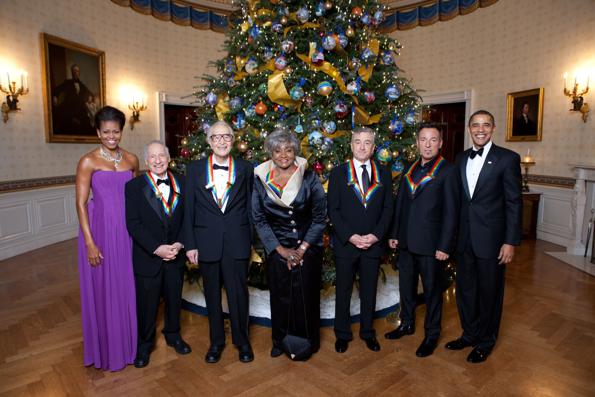 The 2009 Kennedy Center Honorees
