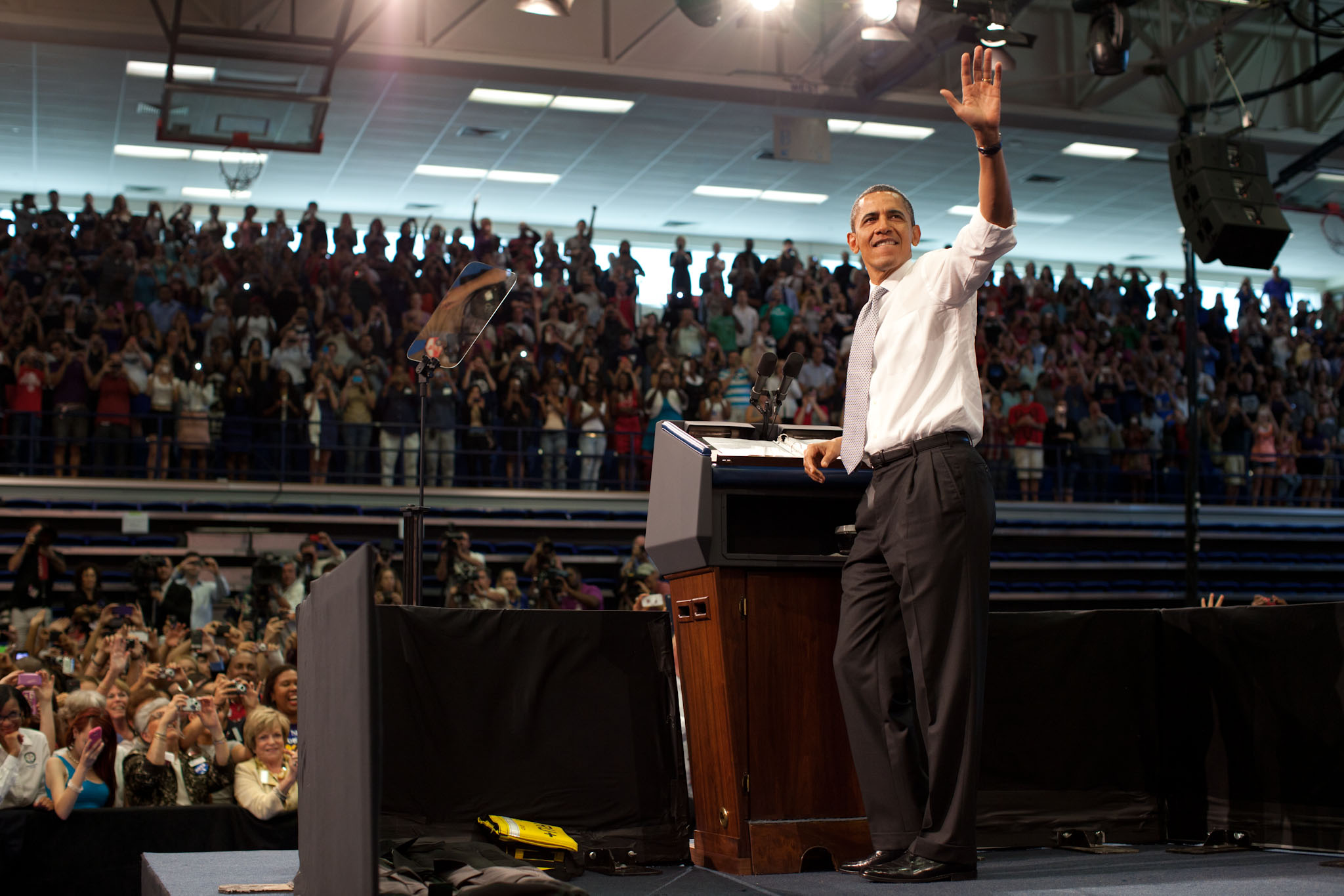 President Obama Delivers Remarks at Florida Atlantic University